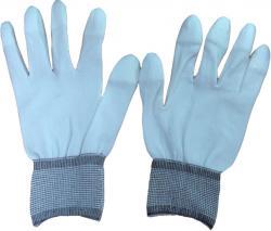 指先PUコーティング手袋 HMBT-47
