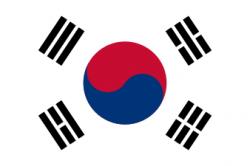韓国国旗 HMLC-03