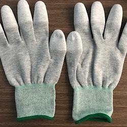 Găng tay phủ PU ngón HMBT-45