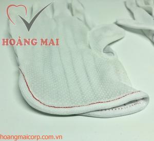 Găng tay vải – sản phẩm không thể thiếu trong sản xuất