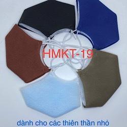 Khẩu Trang Vải HMKT-19