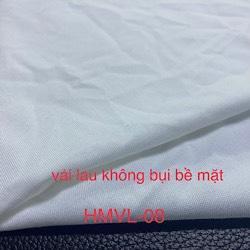 VẢI LAU THUN PE KHÔNG BỤI HMVL-08